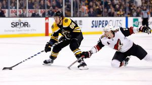 Berkshire Bank Hockey Night In New England: Projected Bruins-Coyotes Lines, Pairings