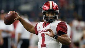 Kyler Murray (Maybe) Picks Football, Officially Declares For NFL Draft