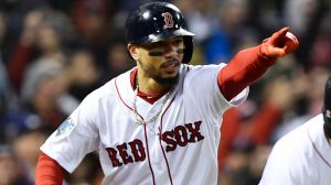 Mookie Betts Opens Up About Possibility Of Signing With Red Sox Long Term