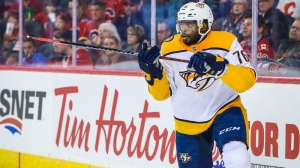 P.K. Subban Bids Predators Farewell With Heartfelt Message On Twitter