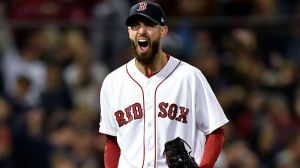 Rick Porcello Takes Mound In Game 1 Of London Series Vs. Yankees