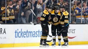 Berkshire Bank Hockey Night In New England: Projected Bruins-Blackhawks Lines, Pairings