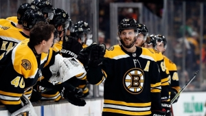 Bruins Focus: Islanders, Avalanche Highlight Four-Game Week For Boston