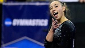 Watch UCLA Gymnast's Spellbinding Floor Routine; Internet Loves Perfect 10