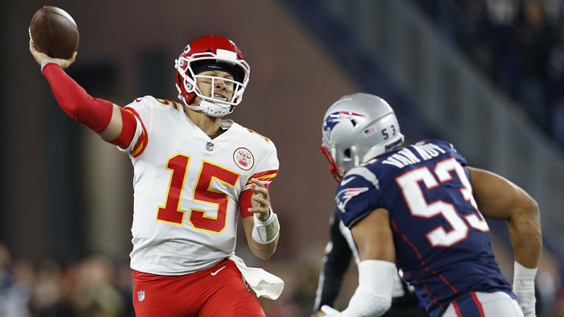 Patriots Vs. Chiefs Live: Analysis, Takeaways, Highlights From Week 14 Matchup