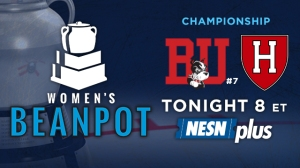 2019 Women's Beanpot Final Live: BU Defeats Harvard In Overtime Thriller