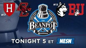 2019 Beanpot Live: Northeastern Vs. Boston University Semifinal Score, Highlights
