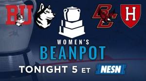2019 Women's Beanpot Live: Harvard Upsets BC, Heads To Beanpot Final Game