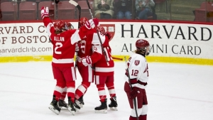 Women's Beanpot Notes: Terriers Win First Championship As Varsity Club