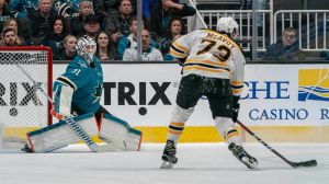 Charlie McAvoy's OT Goal Lifts Bruins To Thrilling Road Win Over Sharks