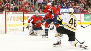 David Krejci Provides Lone Goal In Bruins' Road Win Over Capitals