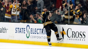 Bruins Wrap: David Krejci's OT Goal Gives Boston 3-2 Win Over Rangers