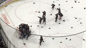 Beanpot Notes: Northeastern Turns Tide With Second-Straight Title