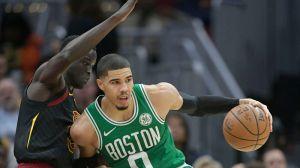 Celtics Wrap: Jayson Tatum Scores 25 As Boston Grinds Out Win Vs. Cavs