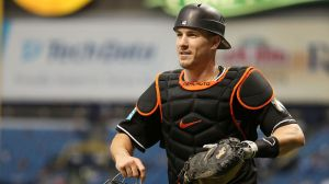 MLB Rumors: This NL Team 'Back In Mix' For Marlins' J.T. Realmuto
