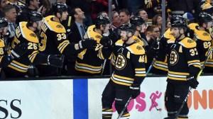 Bruins Wrap: Boston Wins Third Straight, Beats Blackhawks 6-3
