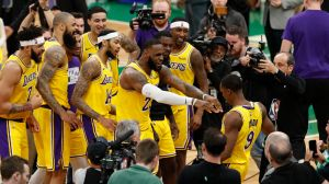 LeBron James, Lakers Must Use Win Vs. Celtics As Fuel To Finish Strong
