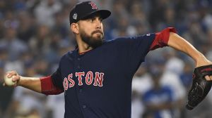 Red Sox Notes: Matt Barnes' Great Run Comes To Screeching Halt Vs. Yankees