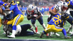 Sony Michel Releases New Song After Patriots' Super Bowl Win