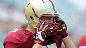 Boston College's Chris Lindstrom Looking To Continue Legacy Of 'O-Line U'