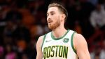 Gordon Hayward's Wife, Robyn, Has Simple Reaction To Celtics Star's Injury