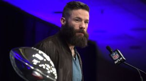 Something Named Matt Barkley Trolled Julian Edelman's Fashion Sense