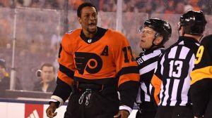 NHL Rumors: Bruins Targeting Flyers' Wayne Simmonds, But Asking Price Is High
