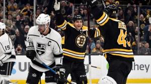 Berkshire Bank Hockey Night In New England: Projected Bruins-Kings Lines, Pairings