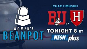 Women's Beanpot Final Preview: BU Looks To Win First Title Since 1981