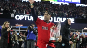 Fellow Boston Sports Teams Wish Red Sox Good Luck On MLB Opening Day