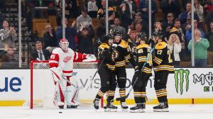 Berkshire Bank Hockey Night In New England: Projected Bruins-Red Wings Lines, Pairings