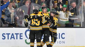John Moore Ribs Brad Marchand Over Idea Of More Microphones At Ice Level