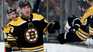 Bruins' Brad Marchand Had Cool Moment With Young Blues Fan After Game 6