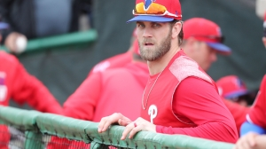 Bryce Harper Has No Regrets About Choosing Phillies Over Nationals