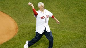 Carl Yastrzemski Shares Emotions Behind Grandson's Fenway Park Debut