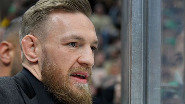 Conor McGregor Breaks Silence After Punching Old Man: 'I Was In The Wrong'