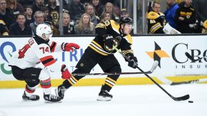 Brad Marchand Provides Lone Goal In Bruins' Victory Over Devils