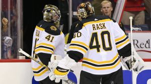 Bruins Notes: Why Jaroslav Halak Was Late Scratch In Loss To Red Wings