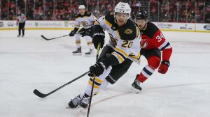 Bruins Wrap: Boston Extends Win Streak To Three, Beats Devils 5-1