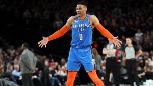 Stephen A. Smith Gives Russell Westbrook Advice After Fan Altercation