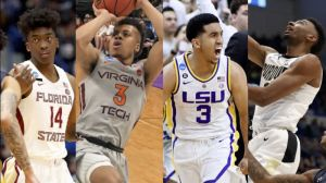 Four New England Natives Competing In 2019 NCAA Sweet 16 Tournament