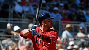 Watch Steve Pearce Hit Two Towering Home Runs In Red Sox-Tigers Game