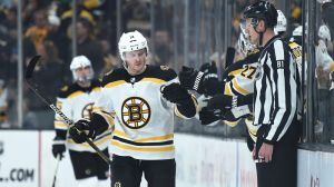Bruins' Chris Wagner Scores 11th Goal Of Season In Win Over Senators