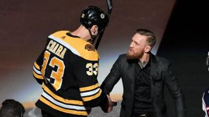Ford F-150 Final Five Facts: Bruins Give Conor McGregor A Proper Win