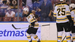 Ford F-150 Final Five Facts: Bruins Clinch Playoff Spot In Blowout