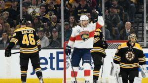 Ford Final Five Facts: Bruins' Home Winning Streak Ends Vs. Panthers