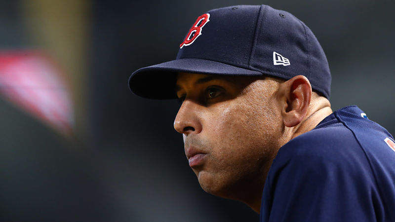 TC's Two Cents: MLB Needs To Give Answers On Alex Cora, Red Sox Scandal