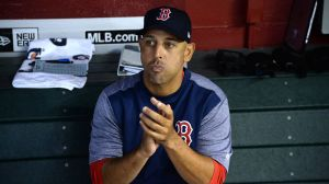 Alex Cora Preaching Patience When It Comes To Red Sox's Offensive Approach