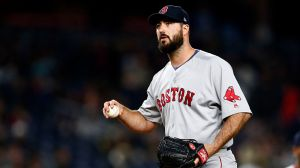 Red Sox's Brandon Workman Leading MLB Relievers In Multiple Categories