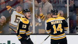 Berkshire Bank Hockey Night In New England: Projected Bruins-Blue Jackets Game 2 Lines, Pairings